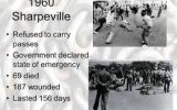 6. State of Emergency, 1960: the onset of a police state